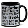 Dad My Idol Ceramic Mug
