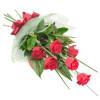Love U Softy 6 Red Roses