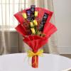 Roses with Cadbury