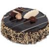 Chocolate Truffle Linear Cake