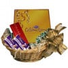 Chocolate Basket - Birthday Gift Ideas For Her