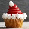 Cream Cherry 6 Cup Cakes