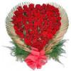 150 Roses In Heart Shape