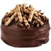 Five Star - Chocolate Ganache Cake - Birthday Cake Online Delivery