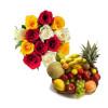 Roses N Fresh Fruits