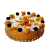 Orange Tickle Cake 1kg - Birthday Cake Online Delivery