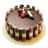 Crunchy Chocolate Cake 1kg - Birthday Cake Online Delivery