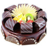 The Chocolaty Affair 1kg - Birthday Cake Online Delivery