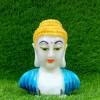 White Light Blue Look Buddha