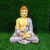 Big Idol Of Buddha Doing Meditation