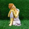 Big Idol Of Sitting Pose Buddha