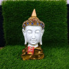 Royal Look Buddha Head