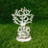 Refined Load Ganesha Idol Silver