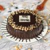 Crunchy Walnuts Xmas Cake