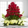 Classic Celebrations 30 Red Roses 20 Yellow Carnations