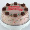 5 Star Chocolate Topping Cake