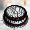 Mocha Checkered Cake