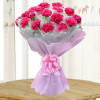 Bright Fervor 20 Pink Carnations