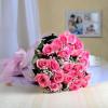 Sweet Pink 25 Pink Roses Online