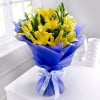 Asiatic Lilies 6 Yellow Lilies Online