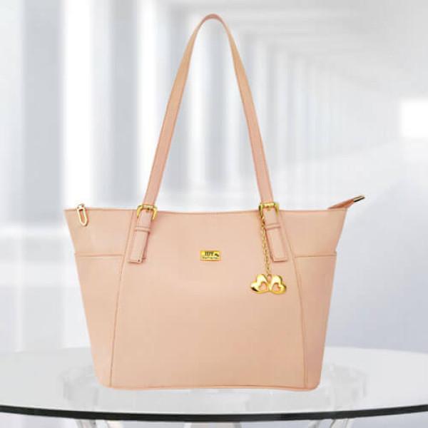 AP Zinnia Pink Color Bag
