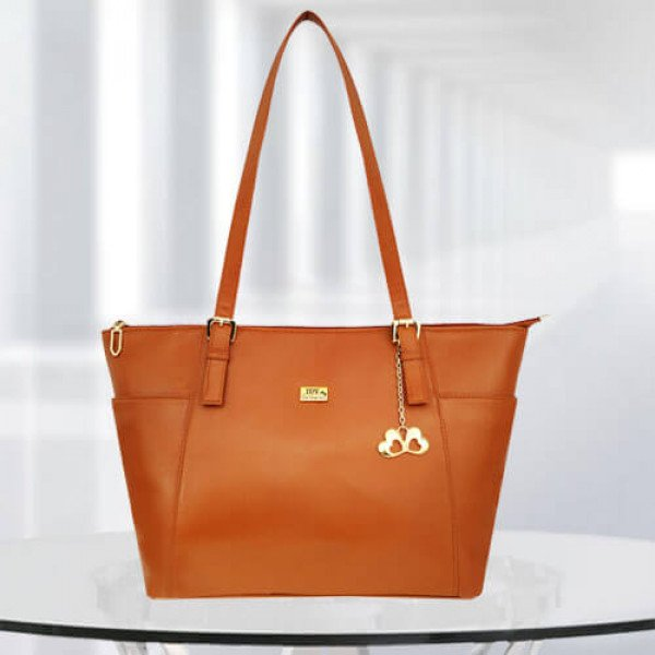 AP Zinnia Tan Color Bag