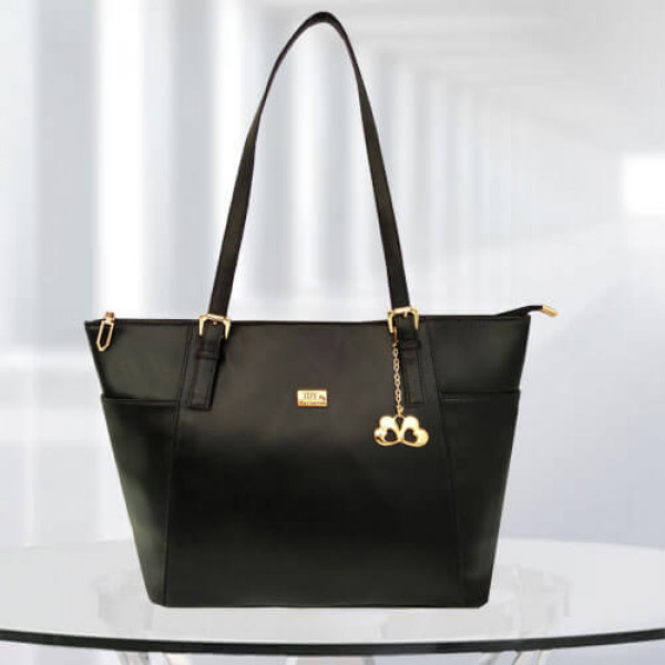AP Zinnia Black Color Bag
