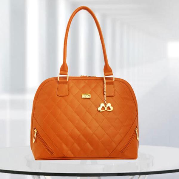 AP Sophia Tan Color Bag