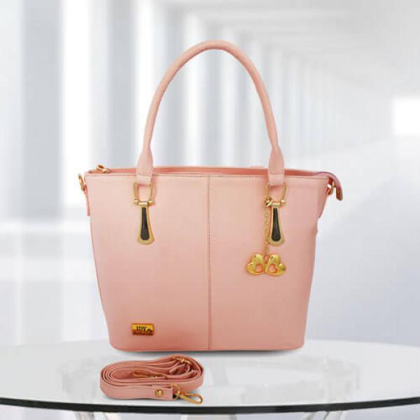 AP Sandra Pink Color Bag