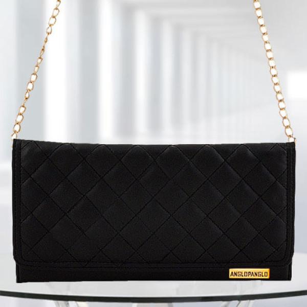 AP Ashley Black Color Bag
