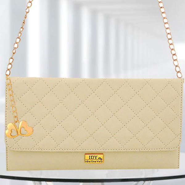 AP Cream Color Bag