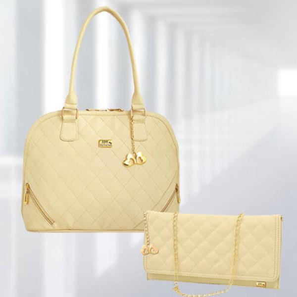 AP Sophia Cream Bag