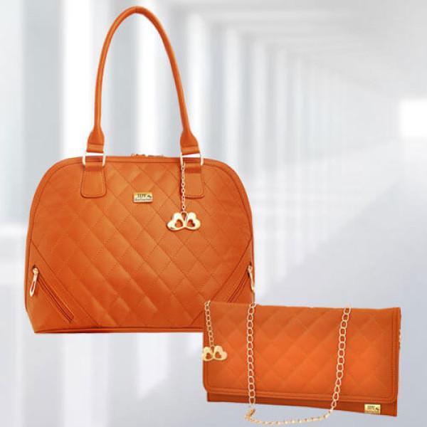 AP Sophia Tan Bag