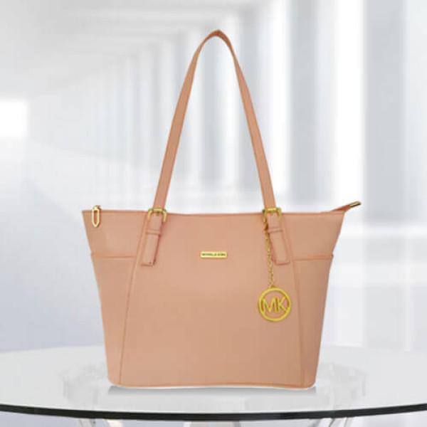 MK Zinnia Pink Color Bag