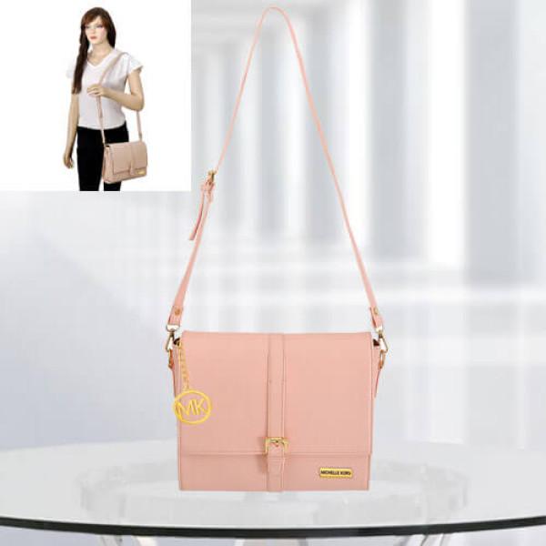 MK Scarlett Pink Color Bag