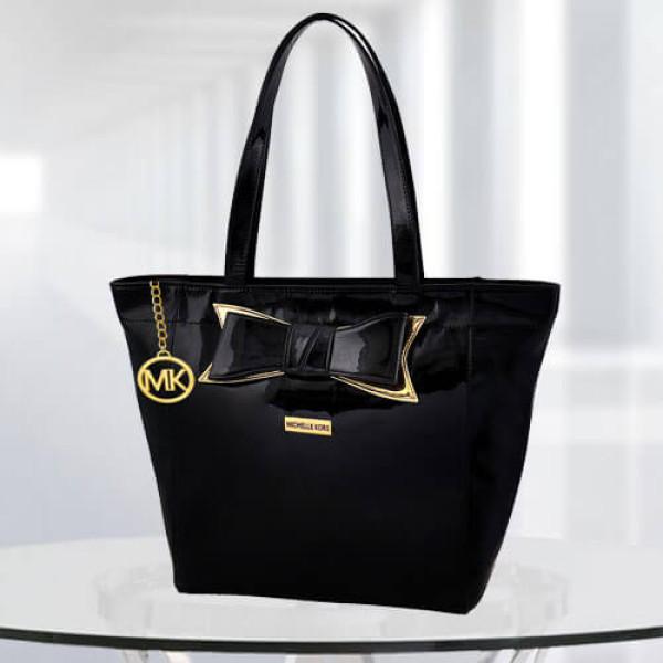MK Olivia Black Color Bag