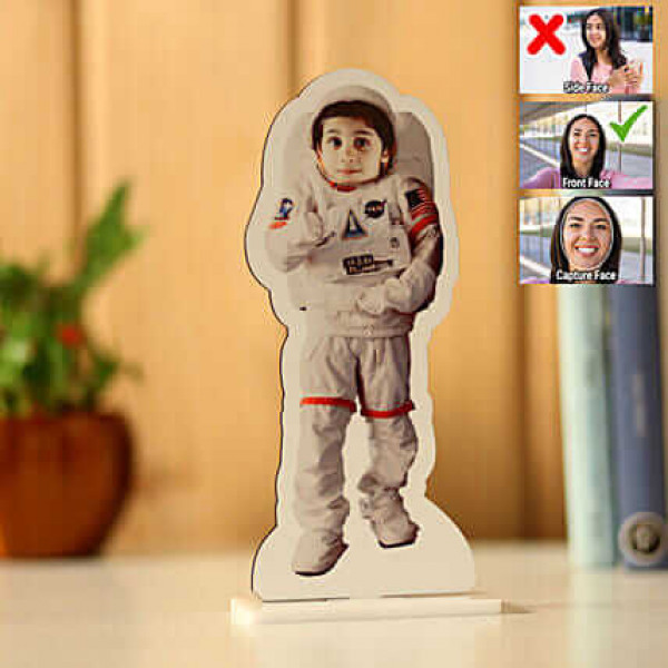 Customised Astronaut Caricature