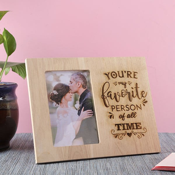 Favourite Wooden Frame