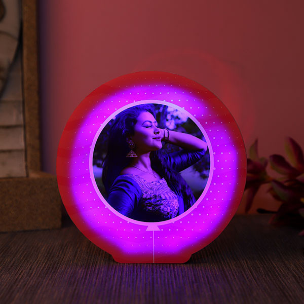Personalised Cute Led Lamp
