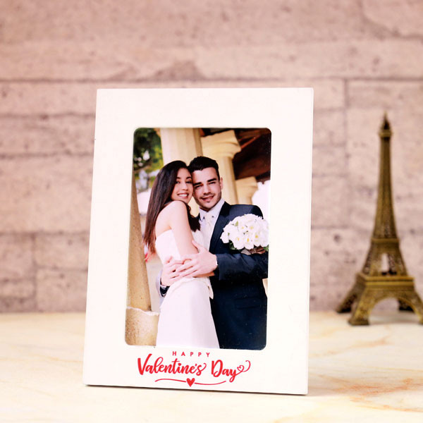 Personalised Lovable Photo Frame