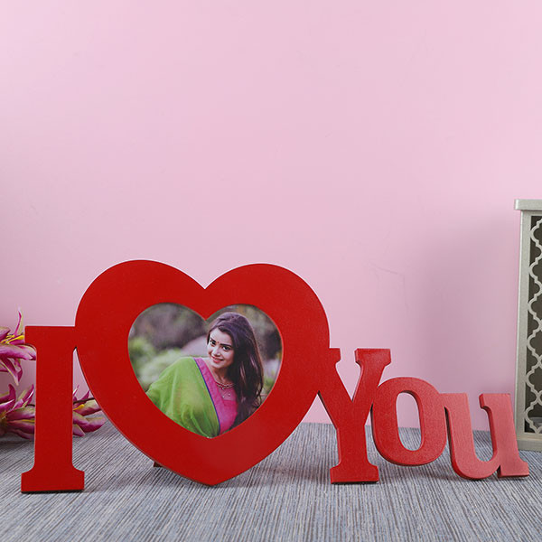 Personalised I Love Youframe