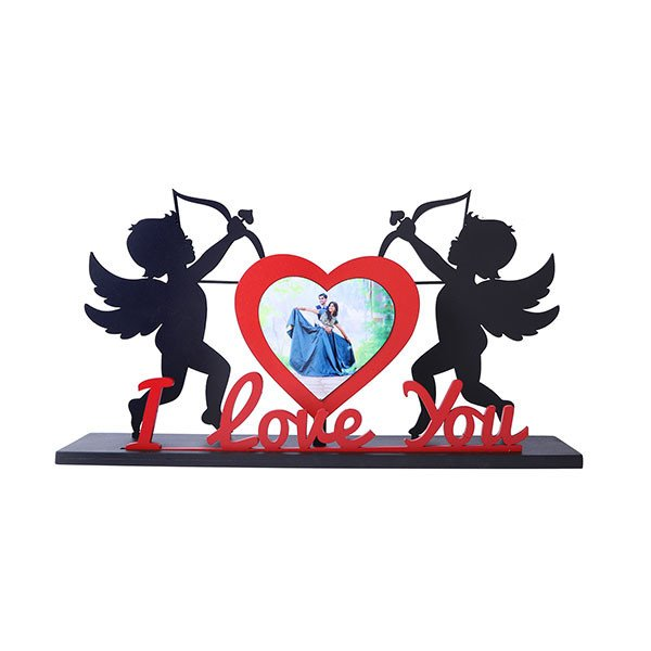 Personalised I Love You Frame