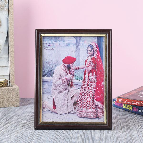 Customised Plastic Moulding Photo Frame