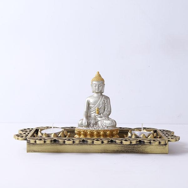Antique Buddha Gift Set