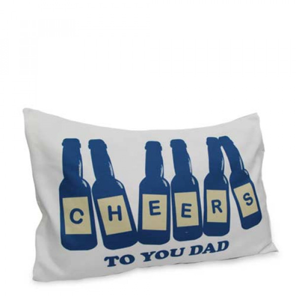 Cheers Pillow Cover