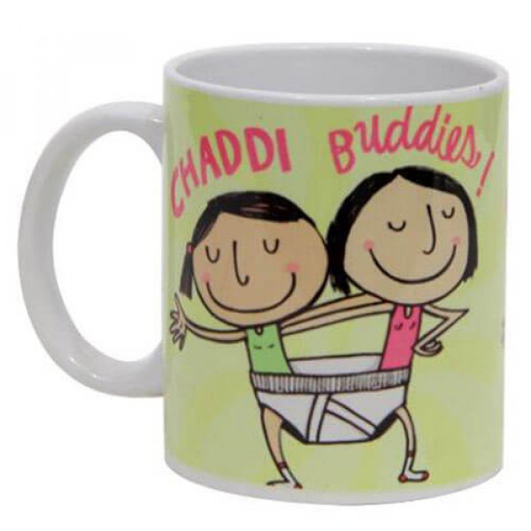 Buddies Coffee Mug
