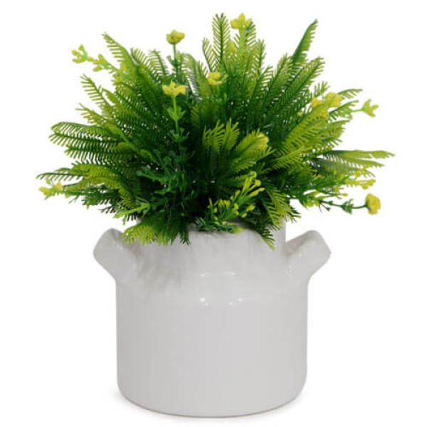 Beautiful Green Arrangement