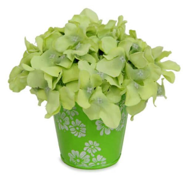 Green Flower Bunch