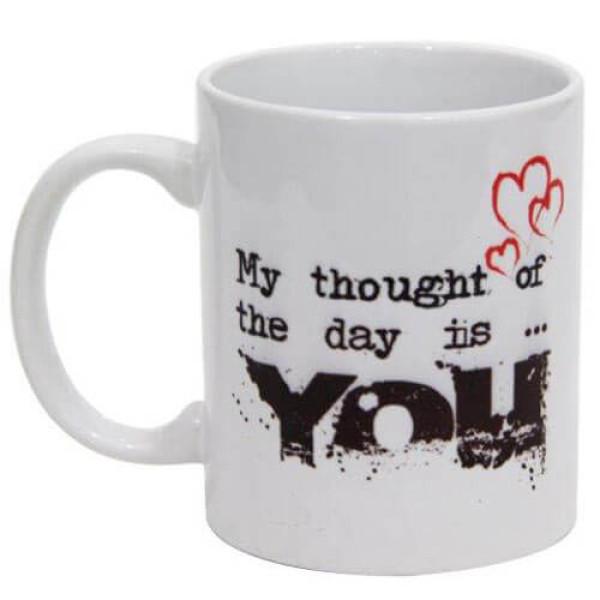 Thoughtful Love Ceramic Mug