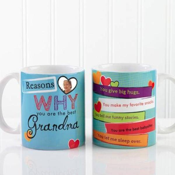 Personalize Mug For Granny